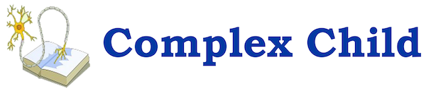 Complex Child Mobile Logo