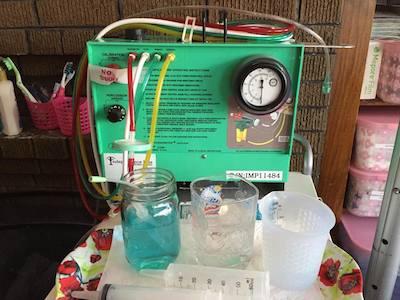 ipv machine