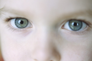 nystagmus: eyes in motion - complex child, Skeleton