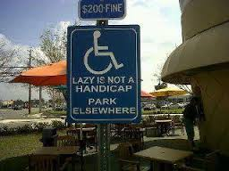 lazy-handicap