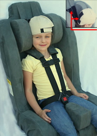 Car Seats for Children with Special Needs - Complex Child