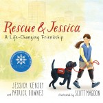 book cover for rescue and jesssica