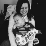 mother and son with a disability