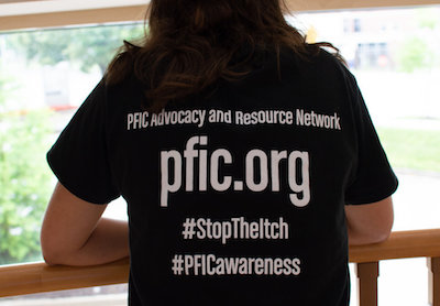 pfic.org t-shirt