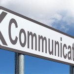 communication sign